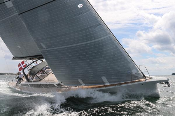 X-Yachts X6 Manufacturer Provided Image
