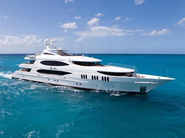 Trinity Yachts 50m
