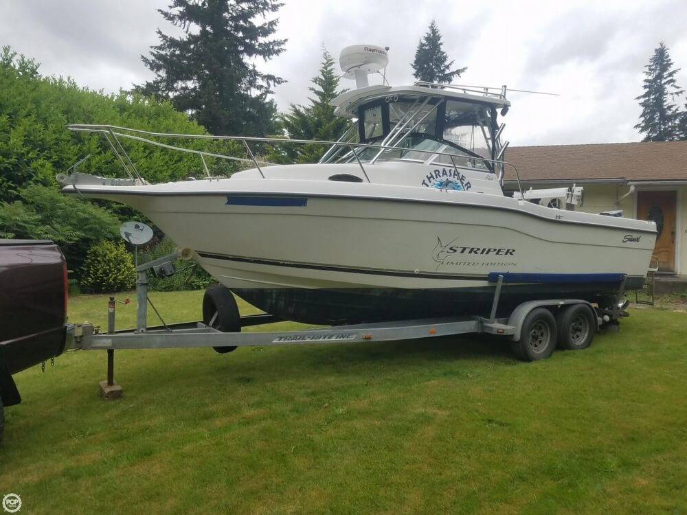 Seaswirl 2600 Striper 2001 Seaswirl Striper 2600 for sale in Vancouver, WA