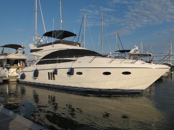 Princess 54 Flybridge 2009 Princess 54 Flybridge