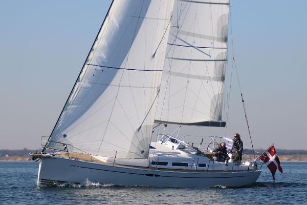 X - Yachts Xc 35 Manufacturer Provided Image