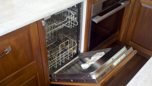 Custom dish washer