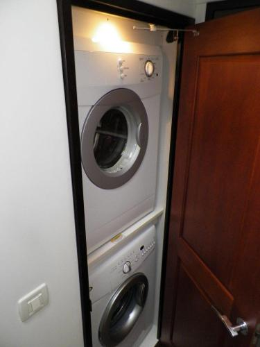 Upgraded Washer/Dryer