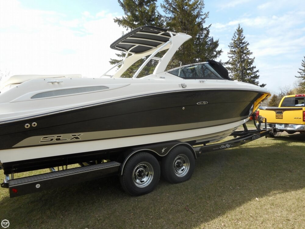Sea Ray 270 SLX 2008 Sea Ray 270SLX for sale in Ramsey, MN
