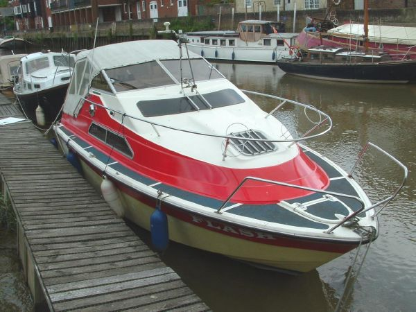 Fairline Fury Sports 26 (lowered)
