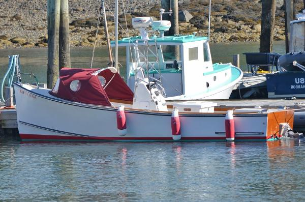 Seaworthy Center Console