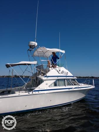 Bertram 28 Flybridge CRUISER 1982 Bertram 28 for sale in Fort Myers, FL