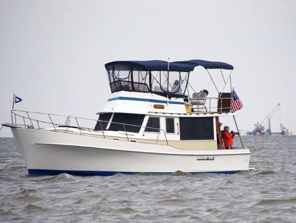 Heritage Yachts 36 Trawler