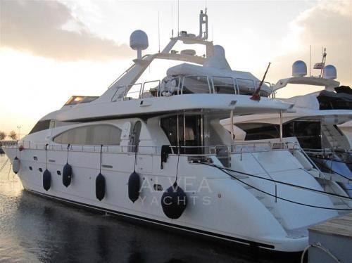 Azimut 85 Azimut 85 - Mega Yacht