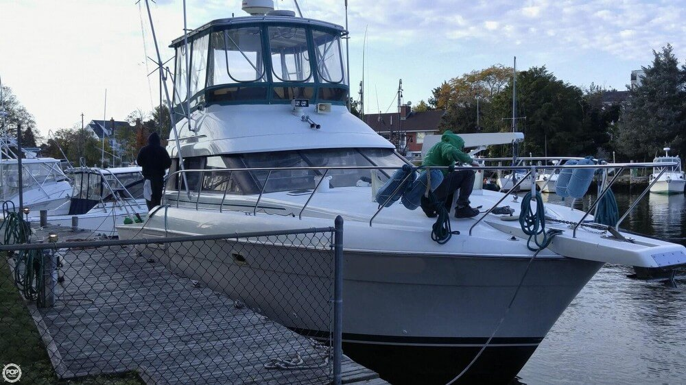Silver Wave 41C 1993 Silverton 41C for sale in Bay Shore, NY
