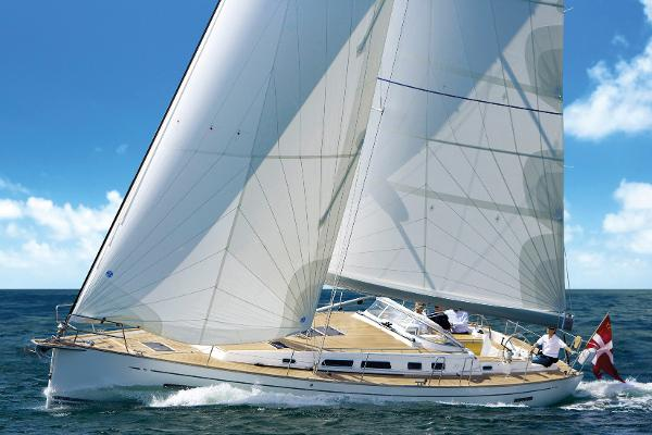 X-Yachts Xc 45 Manufacturer Provided Image