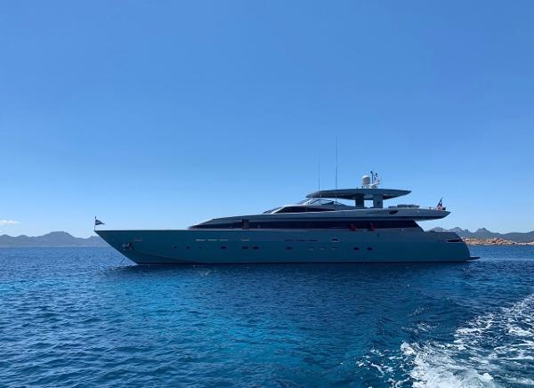Baglietto Motor Yacht 33m
