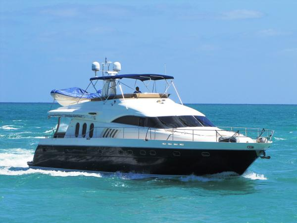 Viking Princess Sport Cruiser SC72