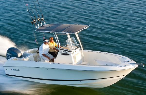 Wellcraft 252 Fisherman Manufacturer Provided Image