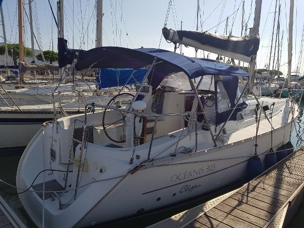 Beneteau Oceanis Clipper 323 oceanis 323 clipper