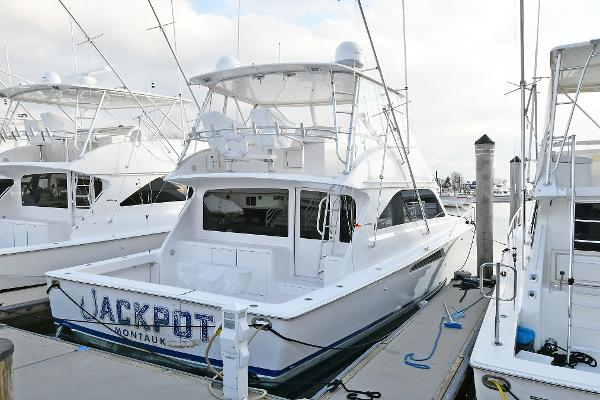 Viking 45 Convertible Transom