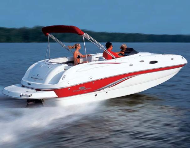 Chaparral Sunesta 232 Manufacturer Provided Image
