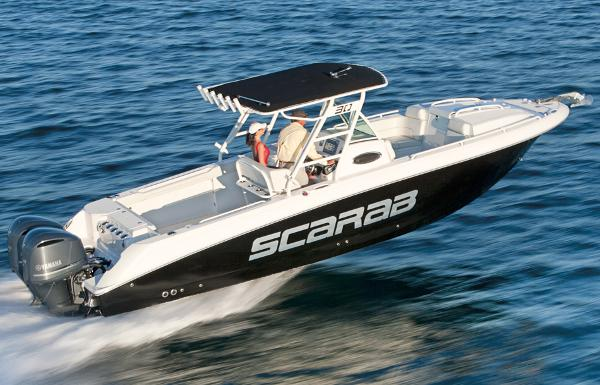 Wellcraft 30 Scarab Offshore Sport Manufacturer Provided Image