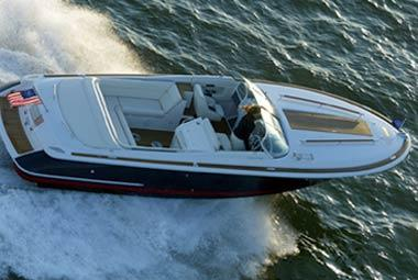 Chris-Craft Corsair 28 Manufacturer Provided Image