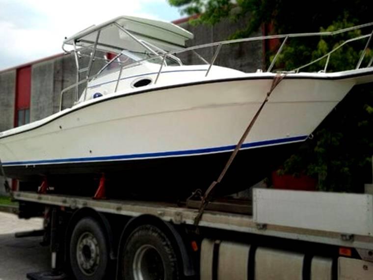 Sport Craft Boats SPORT CRAFT BOATS Sportcraft Fishmaster 252 WA