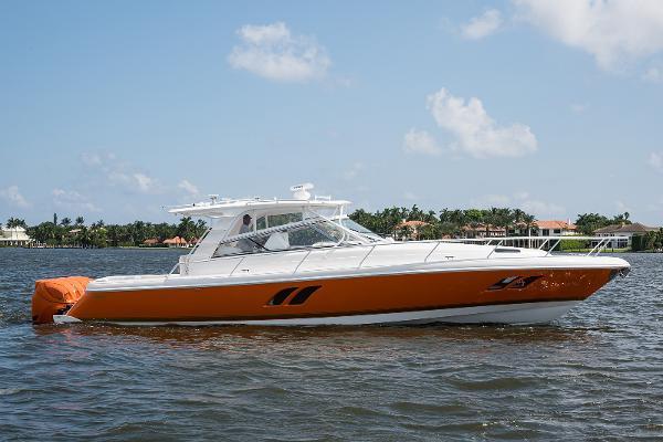 Intrepid 475 Sport Yacht No Name 47 Intrepid
