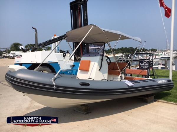 Brig Inflatables Navigator Adventure 570H