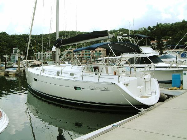 Beneteau Oceanis Clipper 361 Beneteau Oceanis Clipper 361 Profile