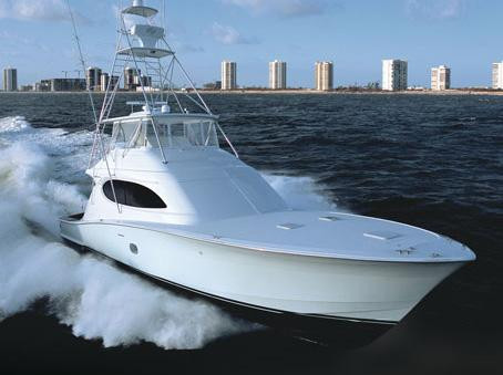 Hatteras 64 Convertible Sister Ship: