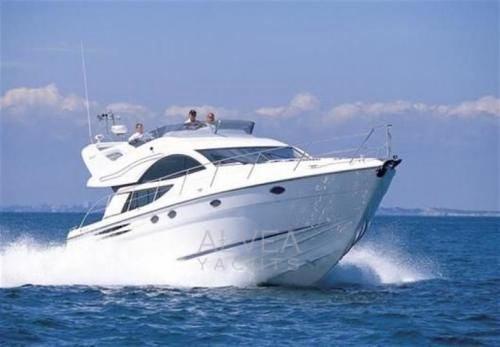 Fairline Phantom 50 Fairline Phantom 50 - Flybridge Motor Yacht