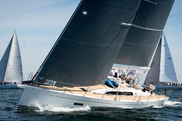 X-Yachts Xp 55 Manufacturer Provided Image