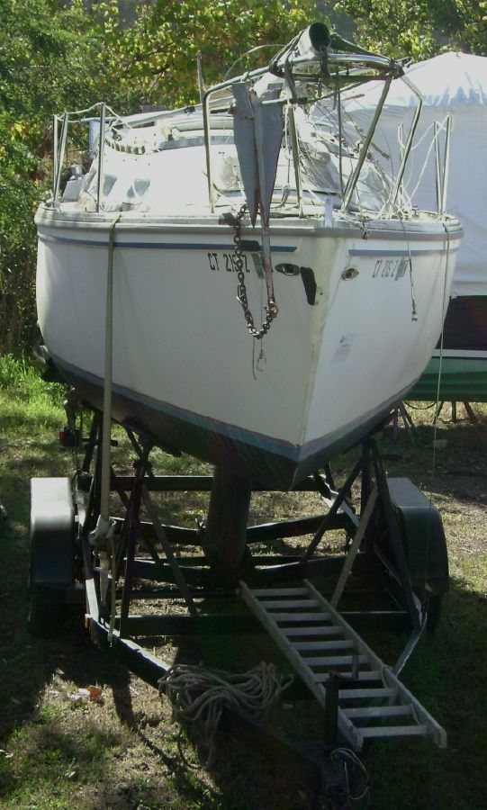 1977 Catalina Pop Top, Guilford Connecticut - boats com