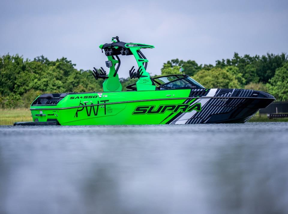 Supra SA 550