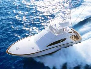 Hatteras 54 Convertible Sister Ship: