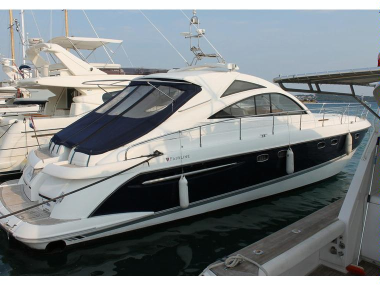 Fairline Boats Fairline 52 TARGA