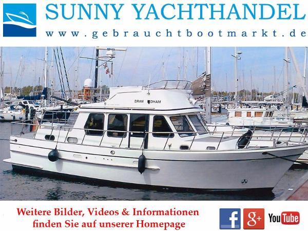 AMS Marine Trawler 420 - Inzahlungnahme mgl.