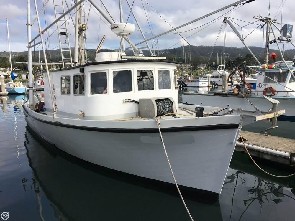 Custom-craft 34 1980 Custom 34 for sale in Half Moon Bay, CA