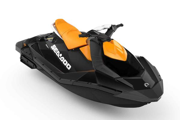 Sea-Doo Spark 2up Manufacturer Provided Image