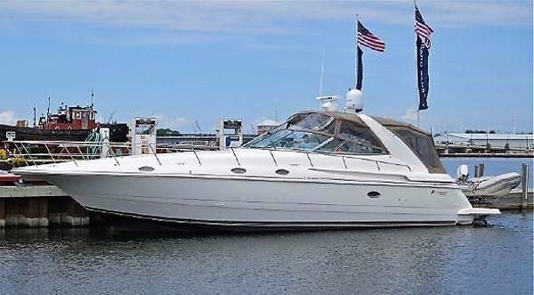 Cruisers 4270 Sistership photo