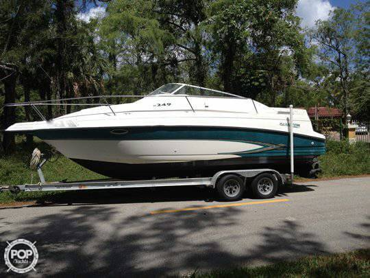 Glastron GS 249 1999 Glastron GS 249 for sale in Parkland, FL
