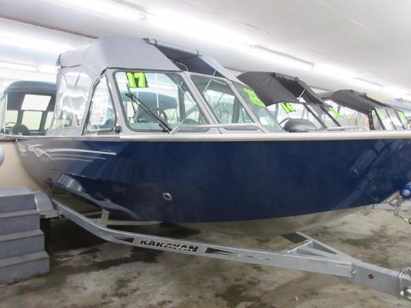 Rh Boats 17' SH