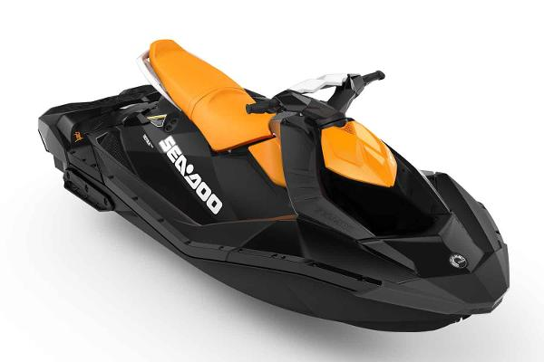 Sea-Doo Spark 3up 900 H.O. Manufacturer Provided Image