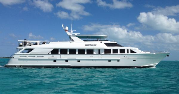 Hatteras Raised Pilothouse MY 114' Hatteras Motor Yacht