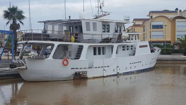 Custom GEBR JANSEMA 21 m