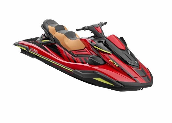 Yamaha WaveRunner FX Cruiser SVHO® with Audio System