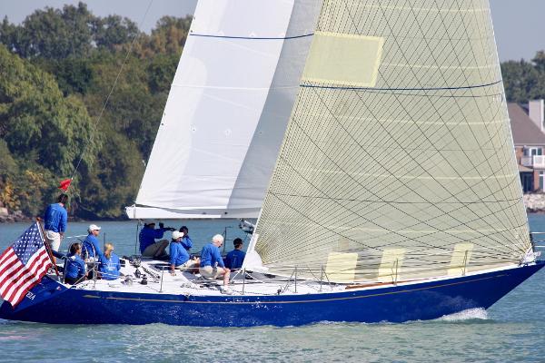 Sparkman & Stephens Palmer Johnson Custom 46