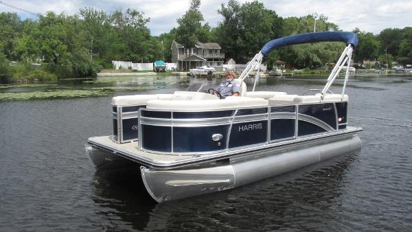 Harris Pontoons 180CR