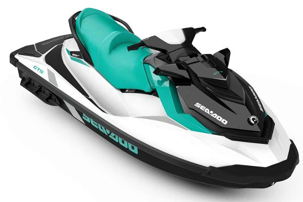 Sea-Doo Gts Manufacturer Provided Image