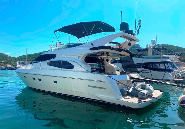 Ferretti Yachts 480 Ferretti 480