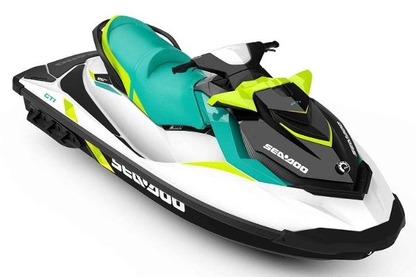Sea-Doo GTI 130 Manufacturer Provided Image: Manufacturer Provided Image