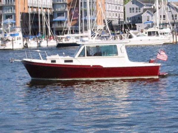Mast & Mallet Horn Point 32
